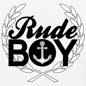 rude boy T-Shirts - Baseball T-Shirt