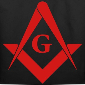 masonic symbol Bags & backpacks - Eco-Friendly Cotton Tote