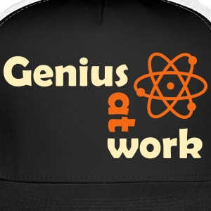 genius at work Caps - Trucker Cap