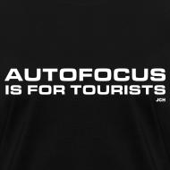 Design ~ Autofocus is for Tourists. Ladies