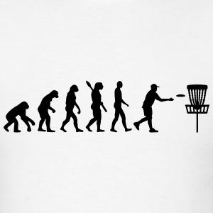 Evolution Disc Golf T-Shirts - Men's T-Shirt