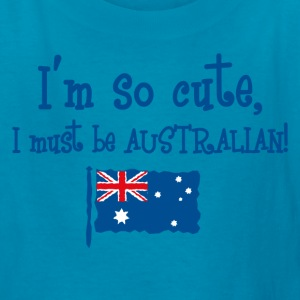 So Cute Australian Kids' Shirts - Kids' T-Shirt