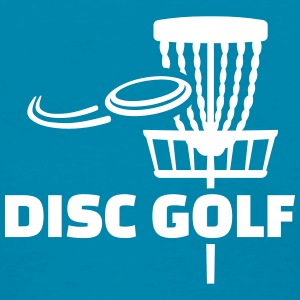 Disc Golf Women's T-Shirts - Women's T-Shirt