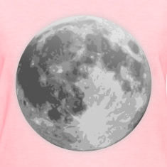 weather icon full moon