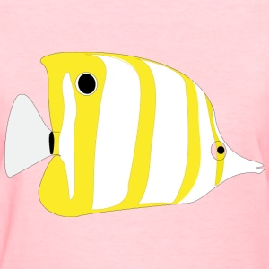 tropical fish - Women's T-Shirt