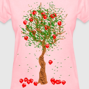 Apple Tree - Women's T-Shirt