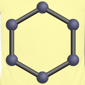 Benzene ring - Short Sleeve Baby Bodysuit