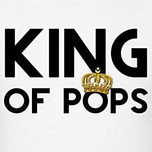 King Of Pops - Men's T-Shirt