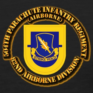 504th, Parachute Infantry Regiment - Men's Premium Tank