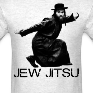 Jew Jitsu T-shirt - Men's T-Shirt