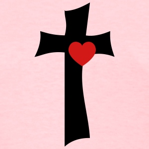 From the cross with love - Women's T-Shirt