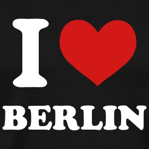 i love berlin T-Shirts - Men's Premium T-Shirt