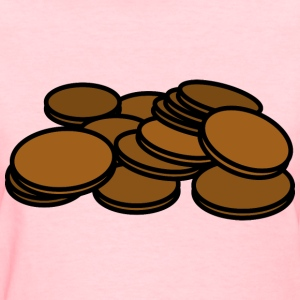 Pennies - Women's T-Shirt