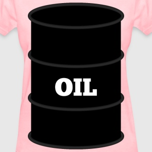 Oil barrel - Women's T-Shirt