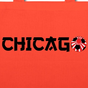 Chicago Japan Futbol Soccer Bags & backpacks - Tote Bag