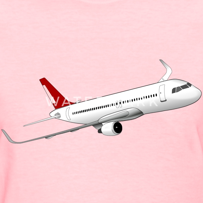 Airbus A320 - Women's T-Shirt