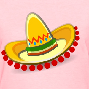 sombrero - Women's T-Shirt