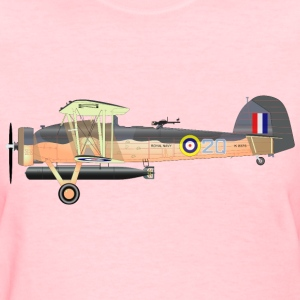 FAIREY SWORDFISH MK 1 - Women's T-Shirt