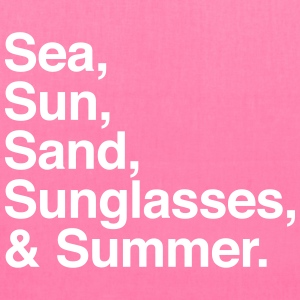 Sea Sun Sand Sunglasses and Summer Bags & backpacks - Tote Bag