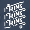 I Think I Can x3 Mens Shirt - Men's Premium T-Shirt