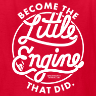 Design ~ The Little Engine That Did Kids Shirt