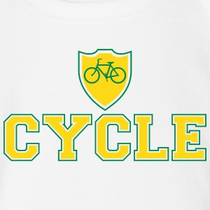Cycle Shield Baby & Toddler Shirts - Short Sleeve Baby Bodysuit
