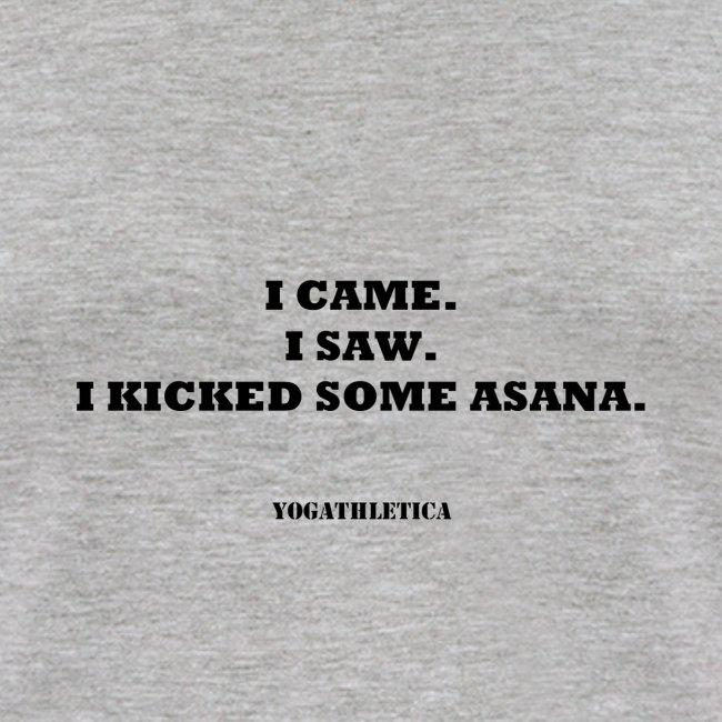 kick asana