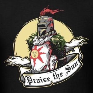 Praise The Sun  T-Shirts - Men's T-Shirt