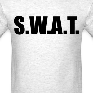 SWAT T-shirt (2) - Men's T-Shirt
