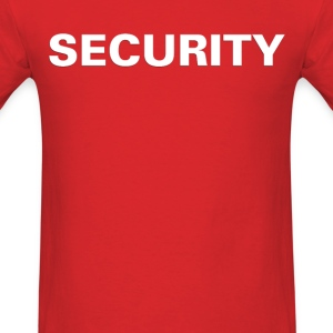 Security T-shirt (3) - Men's T-Shirt