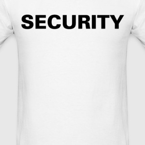 Security T-shirt (2) - Men's T-Shirt
