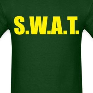 SWAT T-shirt (1) - Men's T-Shirt
