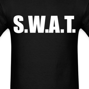 SWAT T-shirt (3) - Men's T-Shirt