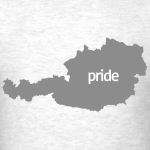 Austria pride - Men's T-Shirt