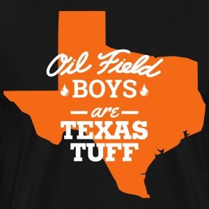 Texas Tuff - Men's Premium T-Shirt