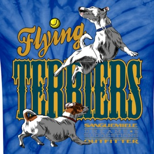flying terriers T-Shirts - Unisex Tie Dye T-Shirt