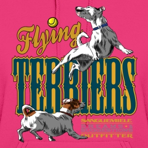 flying terriers Hoodies - Women's Hoodie