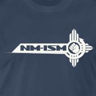 Design ~ New NM-ISM Logo Shirt - Men's