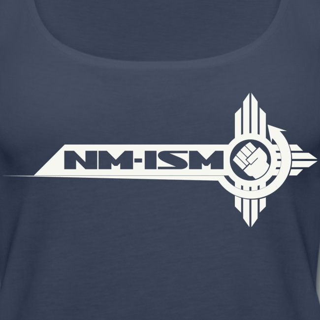 New NM-ISM Logo Tank - Women