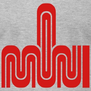 F—k Muni - Men's T-Shirt by American Apparel