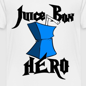 Juice Box Hero U.S. Custom Ink Baby & Toddler Shirts - Toddler Premium T-Shirt