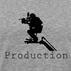Production department - Men's Premium T-Shirt