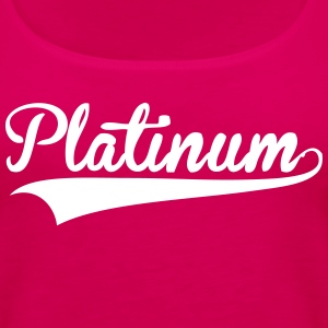 Platinum Tanks - Women's Premium Tank Top