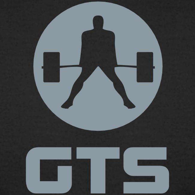 GTS Deadlifter Gray AA Cotten