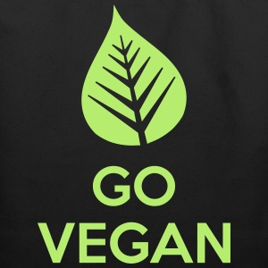 Go Vegan Bags & backpacks - Eco-Friendly Cotton Tote