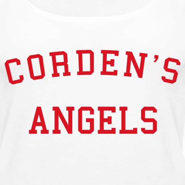 Cordens Angels 11 Womens Tank