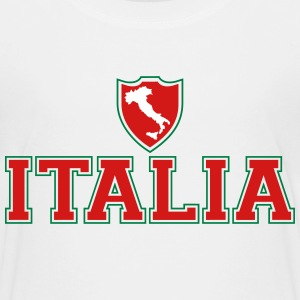 Italia shield Kids' Shirts - Kids' Premium T-Shirt