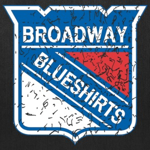 Broadway Hockey Blue Shirts NYC Bags & backpacks - Tote Bag