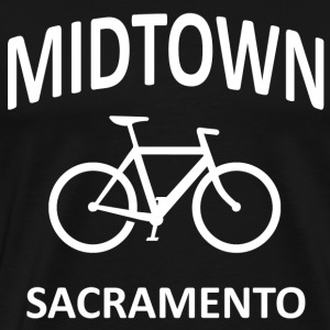 Midtown Sacramento - Men's Premium T-Shirt