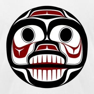 Weeping skull Haida black